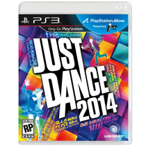 Jogo Just Dance 2014 Para Playstation 3 (ps3) - Ubisoft