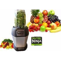 Procesador De Alimentos Nutri Ninja Profesional Bullet 900w