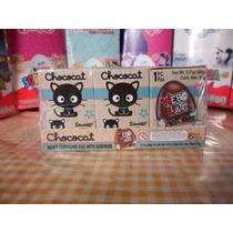 Huevo Sorpresa Tipo Kinder Chococat 6pz Chocolate