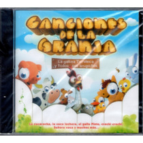 Canciones De La Granja - Volumen 1 ( Cd )