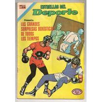Comic Box Grandes Sorpresas Boxísticas Novaro 1973