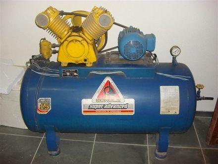 87a9ea72883 Compressor Usado Semi Novo 25 Pes De Ar - R  929