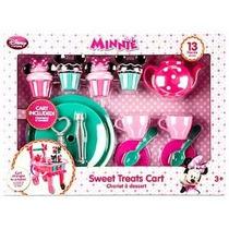 Exclusivo De Disney Minnie Mouse Dulce Trata La Cesta