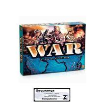 Jogo War - O Jogo Da Estratégia