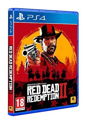 Juego Ps4 Red Dead Redemption 2 Fisico Envio Gratis 3 369 90 En