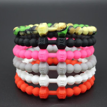 Pulsera Mancuerna Gym Fit Life Silicon Fitness Steel Pesa