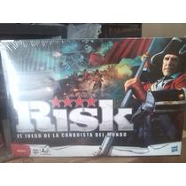 Risk El Juego De Estrategia Hasbro