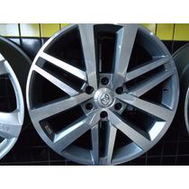 Roda Toyota Hilux Sw4 2016 Aro 20 6x139 Srx Frete Gratis