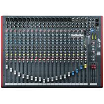 Consola Pasiva Reikpro Audio Profesional Zed22fx