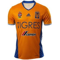 Jersey Playera De Tigres 2016 Original Adidas De Futbol