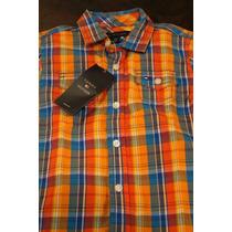 Camisa Tommy Hilfiger 18 Meses Nuevas