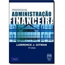 Livro - Princípios De Administracão Financeira - F.grátis