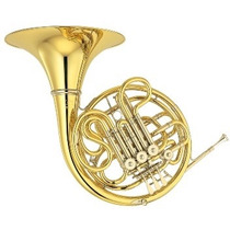 Trompa Yamaha Yhr668 D Ii Na Loja Cheiro De Musica !!
