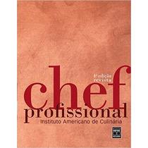 Chef Profissional Livro Senac