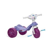 Motoca Infantil Menina Frozen Disney Triciclo Tico Tico