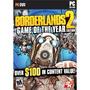 Videojuego Borderlands 2 Edición Juego Para Pc