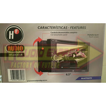 Pantalla Doble Din Catatula Completa Demontable Hf6800ub