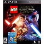 Lego Star Wars The Force Awakens Nuevo Ps3 Dakmor Canjeventa