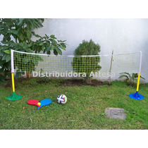 Futbol Tenis. 2 Juegos En 1. Serabot.