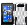 Funda Protector Blanco Mixto Nokia Lumia 820<br><strong class='ch-price reputation-tooltip-price'>$ 260<sup>00</sup></strong>