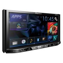 Pioneer Avh X2850bt Dvd Bluetooth Doble Din 12 Meses Gtia
