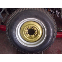 Roda Original Ferro Step C10 D10 Veraneio Aro 16 C/ Pneu