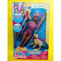 Barbie Natacion Campeona Mattel Quiero Ser