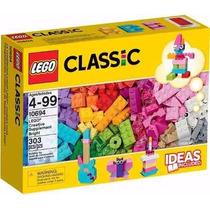 Lego 10694 Refil Balde Lego Criativo Meninas 303 Peças