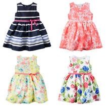 Vestidos Carters Formales Ropa Bebe Niña