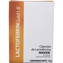 Lactoferrin Gold 1.8- Proteina De Leche-flete Gratis