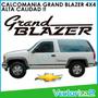 Calcomania Chevrolet Grand Blazer 4x4 Marca 3m Garantizada!!