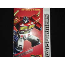 Optimus Prime Master Piece Transformers Platinum Edition30th
