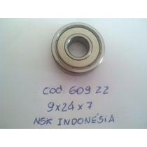 Rolamento 609 Zz 9x24x7 Nsk Indonésia