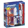 Playmobil 5361 Estación De Bombero Con Alarma Mejor Precio!!