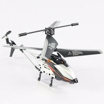 Mini Helicóptero Controle Remoto Preto 360 3.5ch