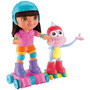 Fisher Price Dora La Exploradora Dora Y Botas Patines