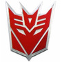 Transformers Decepticons Autobot Moto Auto Tunear El Par