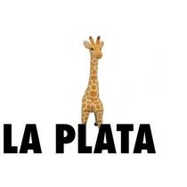 Jirafa Gigante De Peluche En La Plata Original 95 Cm