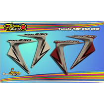 Kit Calcos Yamaha Ybr 250 / Oem Decals