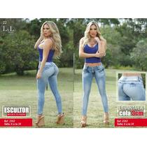 Pantalon Colombiano Levanta 3 Cm De Pompa Nueva Temporada!!