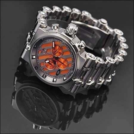 3b48b1750c5 Relógio Oakley Tank Hollow Point Aço Inox Frete Gratis - R  99