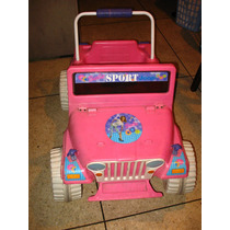 Jeep Barbie Power Wheels By Fisher Price Excelente Estado