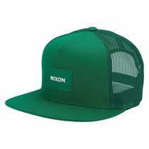 Gorra Nixon C2167-330-00 Trucker Team Green