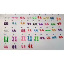 Barbie Sapatos Vários Diferentes ! Lote A ! Escolha O Seu !
