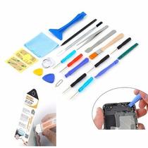 Kit 52 Pzs Reparación Profesional De Iphone Samsung Android