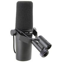 Microfone Shure Sm-7b Made In Mexico Original Sm7b Sm 7 B