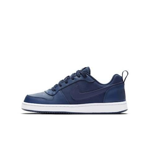 fe1911cadd5 Tenis Nikecourt Borough Low Azul Dama -   1