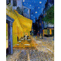 Quebra Cabeça Puzzle 1000 Peças Van Gogh Café Terrace At Nig