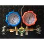 Manifold Heladera Y Aire Acondicionado R22 R134 R12