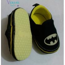 Zapatos Bebe Niño Batman Zapatito